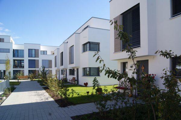 Projekte: Quartier an der Reingasse, Affstätt