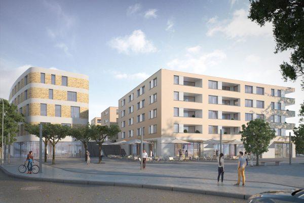 Projekte: City-Quartier Böblingen