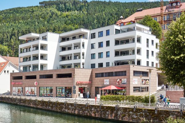 Projekte: Enzblick Bad Wildbad