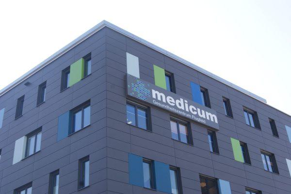 Projekte: MEDICUM am Flugfeld, Böblingen