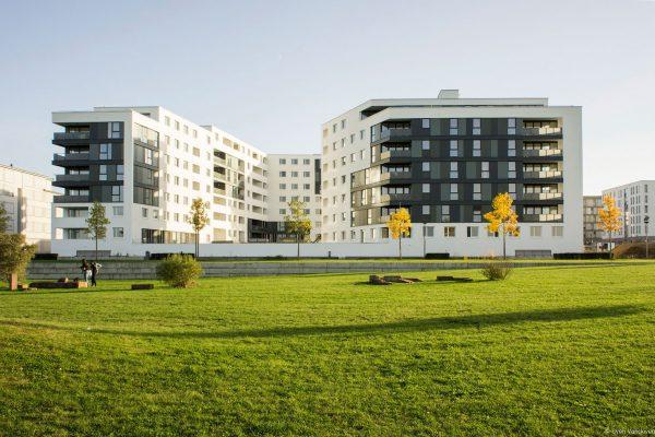 Projekte: Quartier 12, Böblingen
