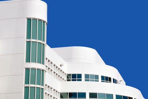 Auch in Miami lassen sich architektonischen Elemente entdecken die an Lehren aus dem Bauhaus erinnern