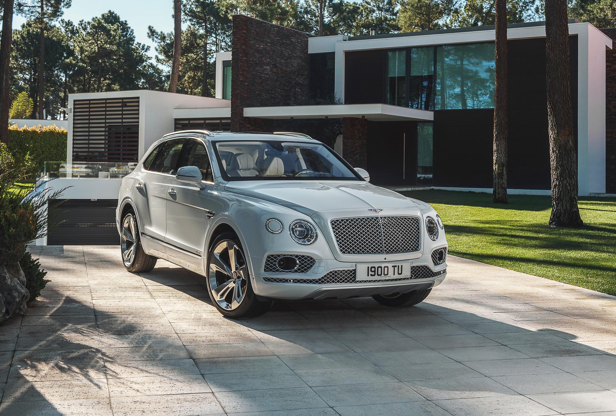 Bentley – Ein luxuriöses Lustobjekt