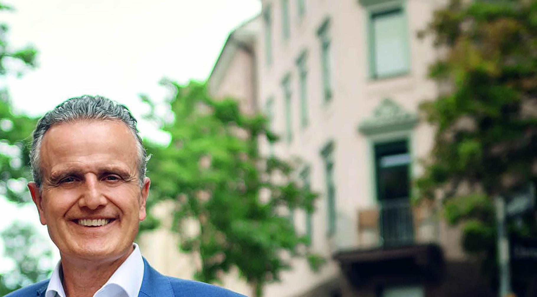 Interview mit dem Stuttgarter Oberbürgermeister Dr. Nopper